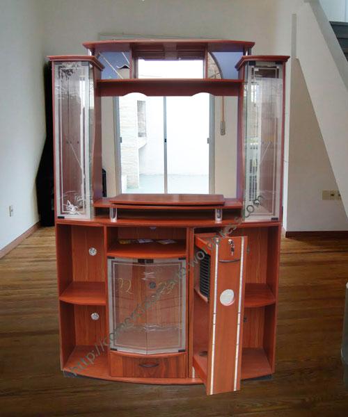 Comercial amado muebles para el hogar y oficinas en for Muebles para televisor y equipo de sonido